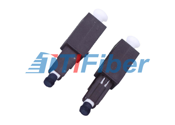 MU Fixed Optical Attenuator For Singlemode Multimode Fiber Cable