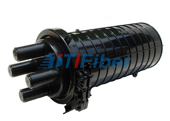 96 Core Dome Fiber Optic Splice Closure for CATV / FTTH Network