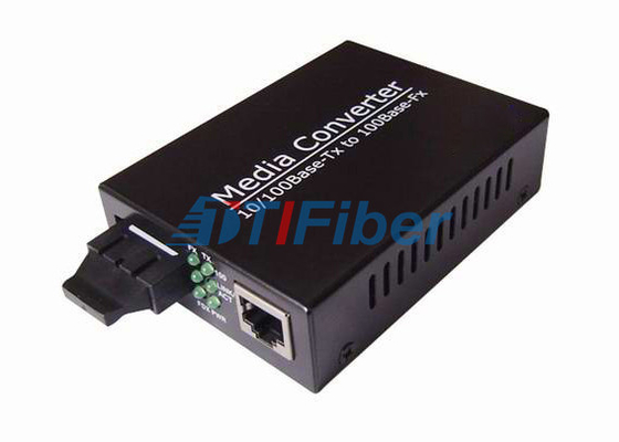 10/100/1000Base-T Gigabit  UTP Fiber Ethernet Media Converter 0-120KM